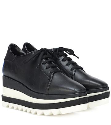 Bottega Veneta Sneak-elyse Platform Sneakers