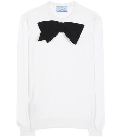 Prada Wool-blend Sweater