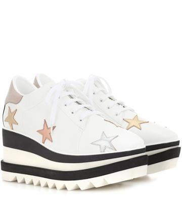 Current/elliott Sneak-elyse Platform Sneakers
