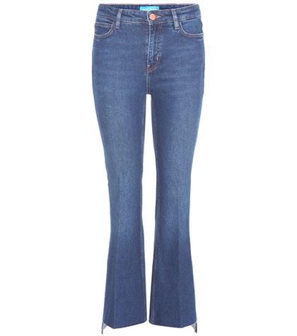 M.i.h Jeans The Stevie Denim Flare Jeans