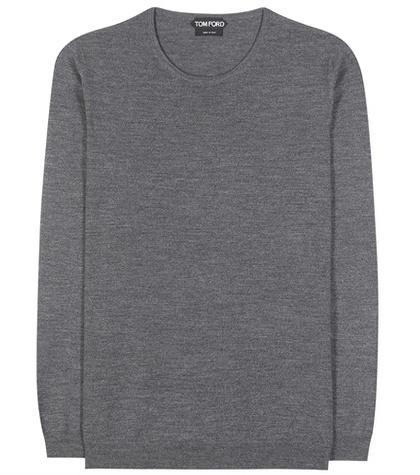 Tom Ford Virgin Wool-blend Sweater