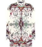 Etro Printed Cotton Shirt