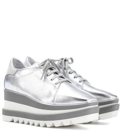 Missoni Sneak Elyse Platform Sneakers