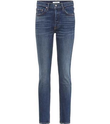 Valentino Karolina High-rise Skinny Jeans