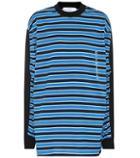 Coach Striped Cotton Top