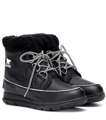 Sorel Explorer Carnival Nylon Boots