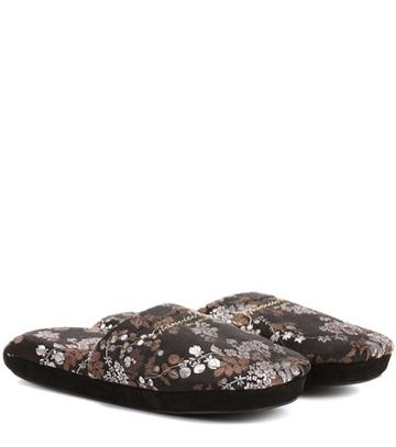 Citizens Of Humanity Jacquard Slippers