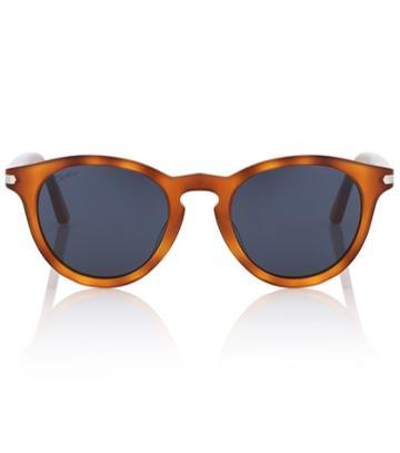Chlo C De Cartier Round Sunglasses