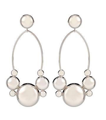 Stella Mccartney Boo Hoop Earrings