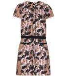 Carven Patterned Dress
