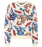Etro Floral-printed Cotton Sweatshirt