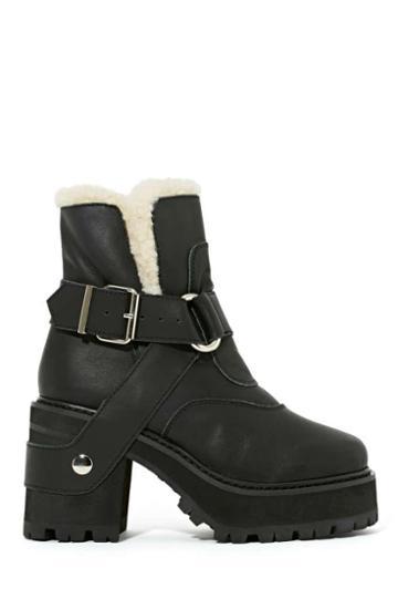 Unif Unif Sherpa Boot