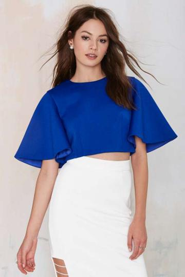 Cameo Collective Calypso Crop Top