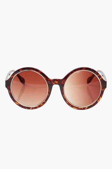 Necessary Clothing - Ami Quay Sunglasses - Brown
