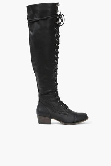 Necessary Clothing - Alabama Boot - Black