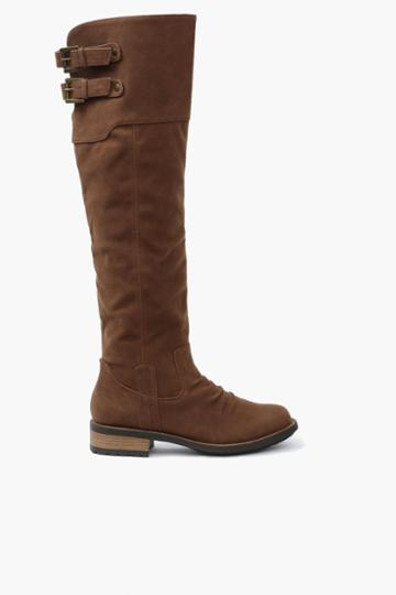 Necessary Clothing - Manhattan Boot - Cognac