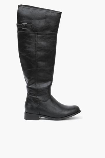 Necessary Clothing - Daria Boot - Black