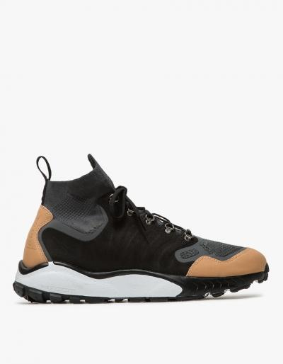 Nike Air Zoom Talaria Mid Flyknit Premium In Anthracite