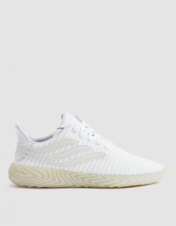Adidas Sobakov Sneaker In White