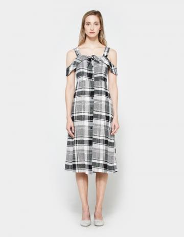 Farrow Helene Dress