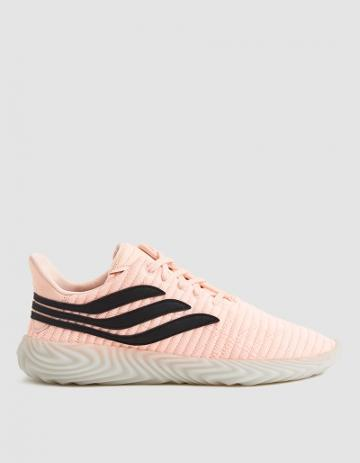 Adidas Sobakov Sneaker In Clear Orange