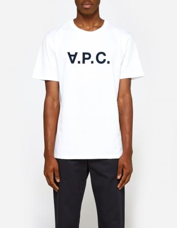 A.p.c. Vpc T-shirt In White