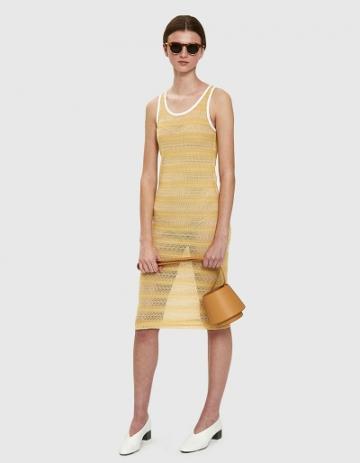 Collina Strada Cardio Open Weave Dress
