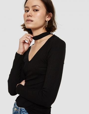 Farrow Quinn Top In Black