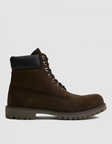 Timberland 6-in Premium Wp Boot In Dark Chocolate