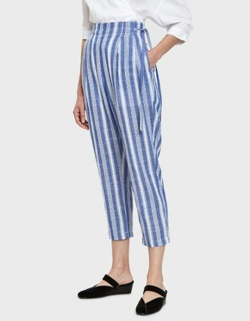 Farrow Kosi Trouser In Blue