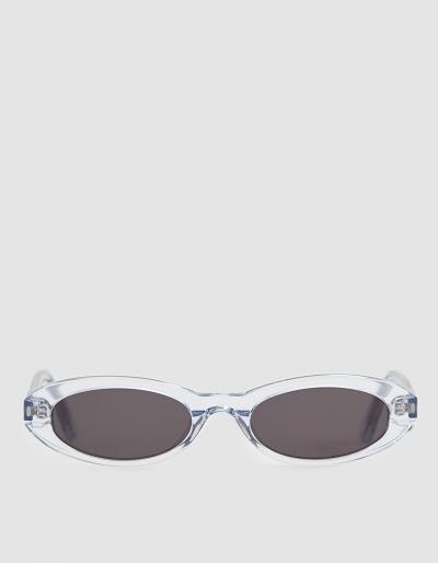 Chimi Eyewear Joel Ighe Sunglasses In Clear