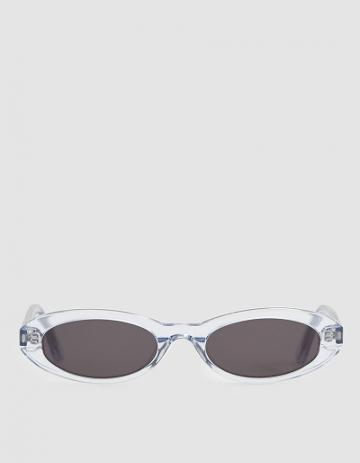 Chimi Eyewear Joel Ighe Sunglasses In Clear