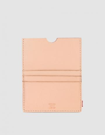 Herschel Supply Co. Eugene Passport Holder In Natural
