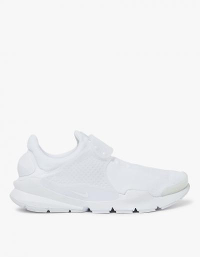 Nike Sock Dart In White/white