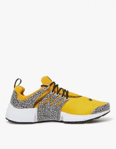 Nike Nike Air Presto Qs Shoe In University Gold