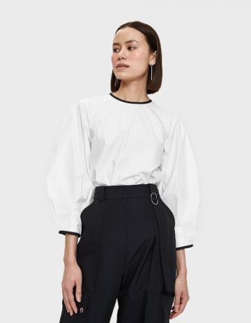 Fabiana Pigna Anja Blouse In White
