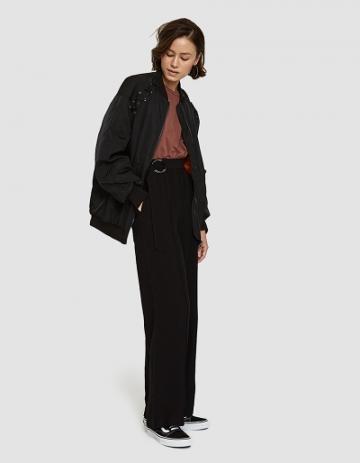 Farrow Geo Pants In Black