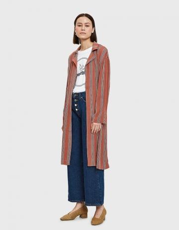 Farrow Pani Jacket In Rust