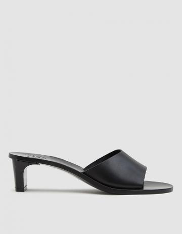 Atp Atelier Peonia Heel In Black