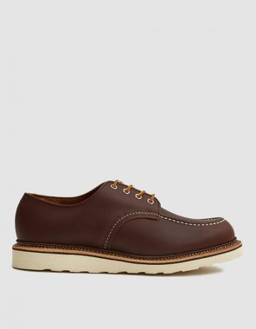 Red Wing Shoes 8109 Classic Oxford In Mahogany Oro-iginal