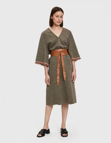 Stelen Santal Woven Dress