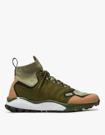 Nike Air Zoom Talaria Mid Flyknit Premium In Palm Green