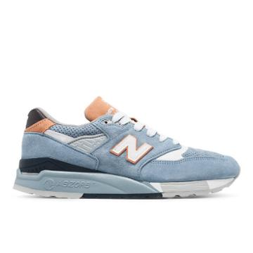New Balance 998 Made In The Usa Men's Made In Usa Shoes - Grey (m998xab)