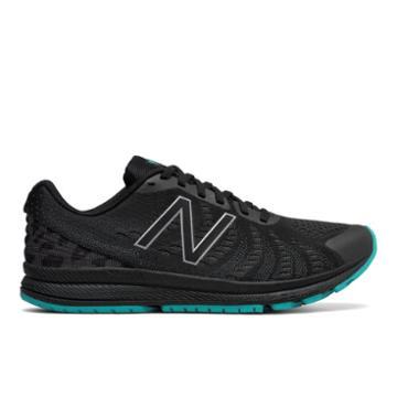 New Balance Fuelcore Rush V3 Viz Pack Men's Speed Shoes - Black/blue (mrushsb3)