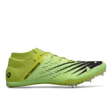 New Balance 800v6 Men's Track Spikes Shoes - Green/black (mmd800y6)