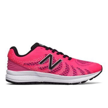 New Balance Fuelcore Rush V3 Kids Grade School Running Shoes - Pink (kjrusp1g)