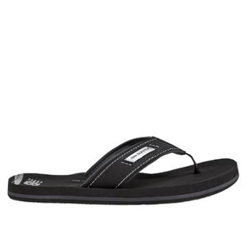 New Balance Heritage Thong Men's Flip Flops Shoes - Black (m6024bk)