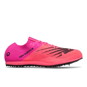 New Balance Ld5kv7 Men's & Women's Track Spikes Shoes - Pink (uld5kpp7)