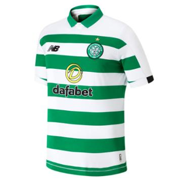 New Balance 930064 Men's Celtic Fc Home Ss Jersey - (mt930064)