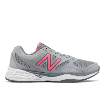 New Balance 824 Trainer Women's Everyday Trainers Shoes - (wx824-lm)